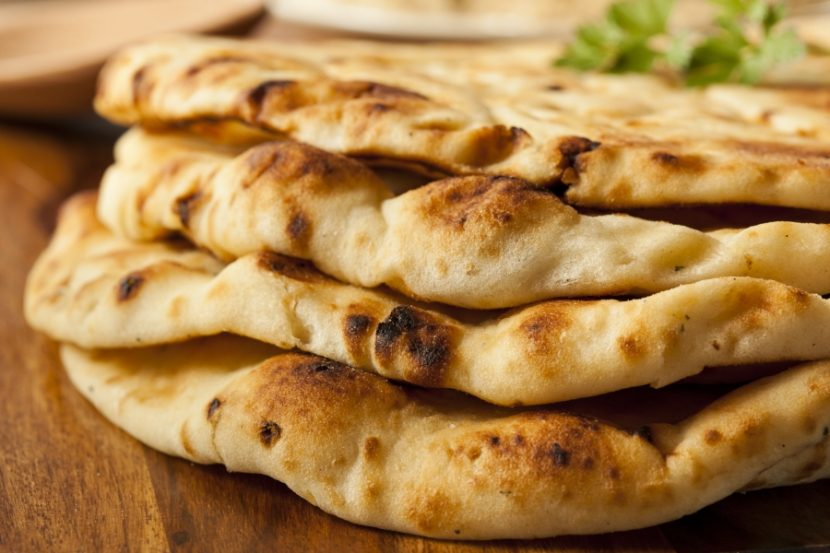 Is Naan Vegan?