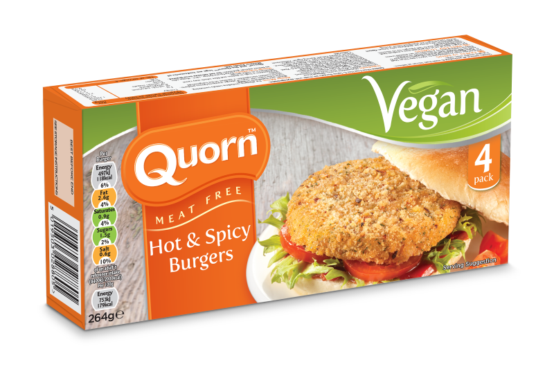 Is Quorn Vegan?