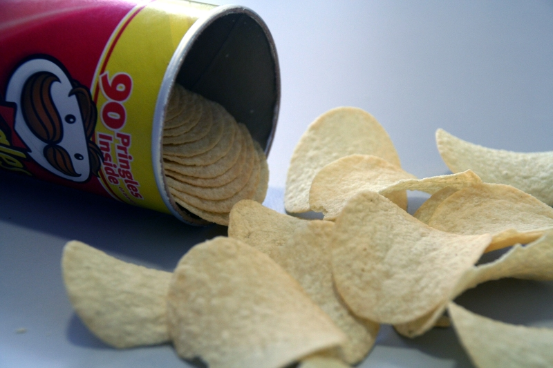 Are Pringles Vegan?