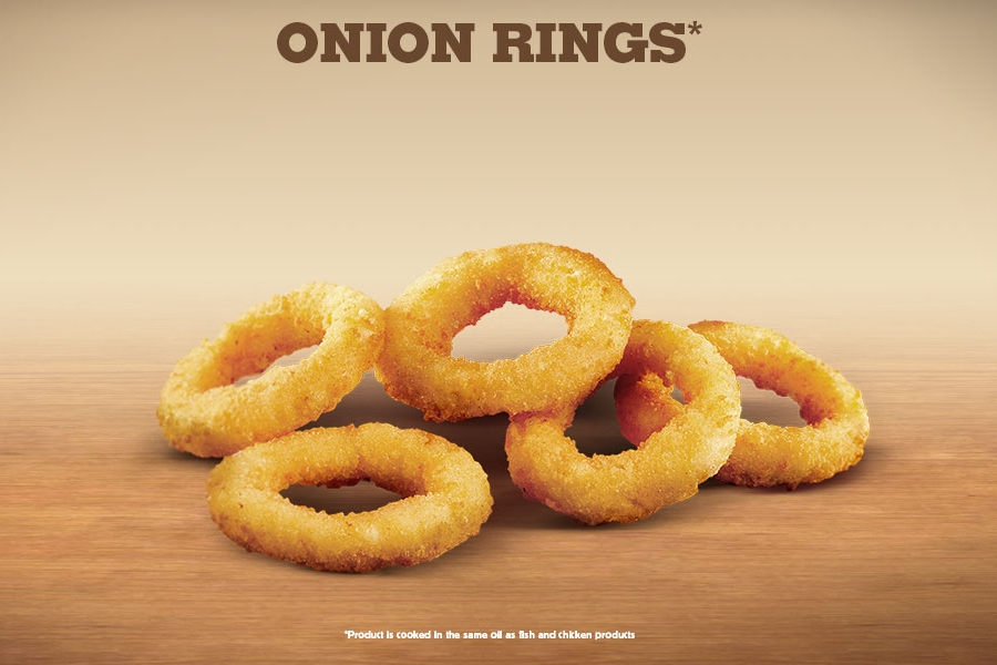 Are Burger King Onions Rings Vegan?