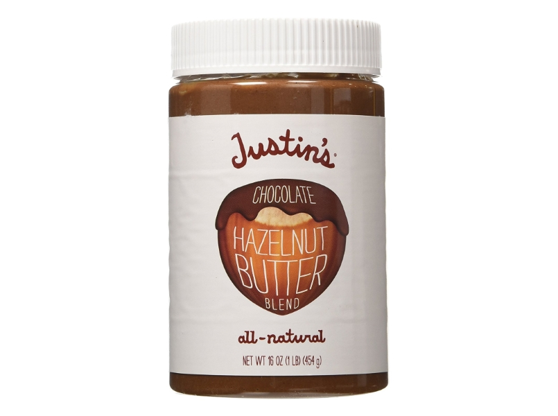 Justin's Chocolate Hazelnut Butter Blend Vegan