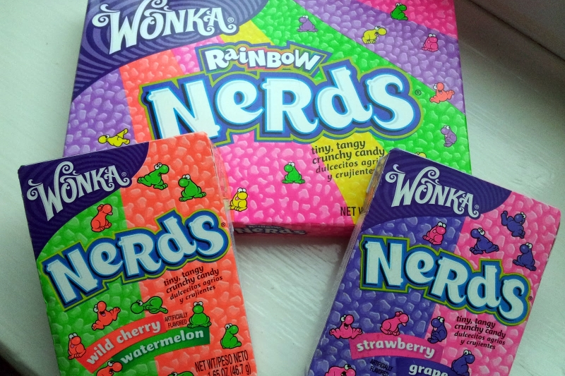 Are Nerds (The Willy Wonka Candy) Vegan?